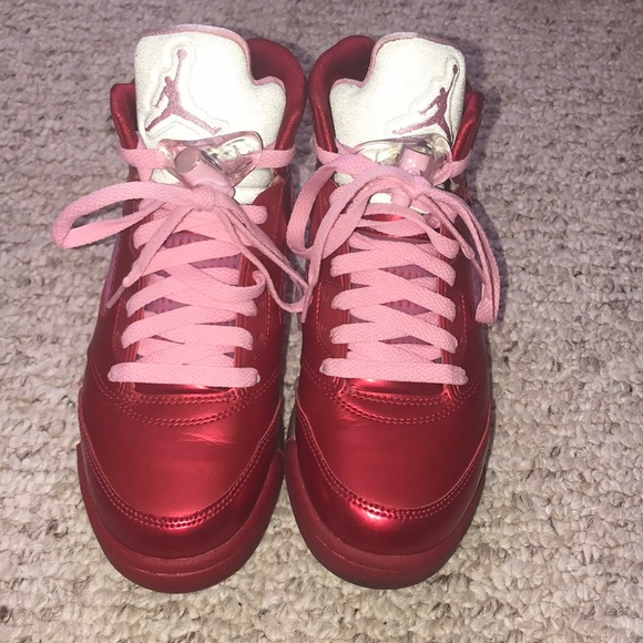 150312117c70 Jordan Shoes - Jordan valentine edition gym shoes